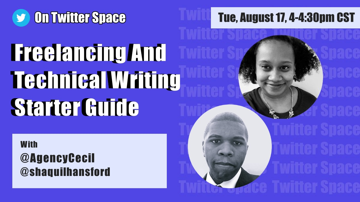 Document write freelancing and technical writing starter guide